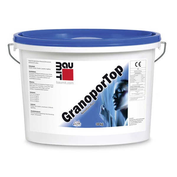 Baumit GranoporTop